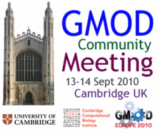 September 2010 GMOD Meeting