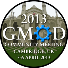 GMOD Community Meeting!