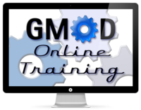 GMOD Online Training 2014