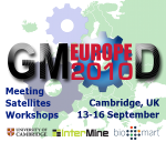 {{{1}}} Workshop - GMOD Europe 2010