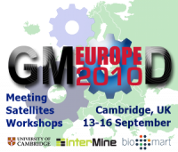 Part of GMOD Europe 2010
